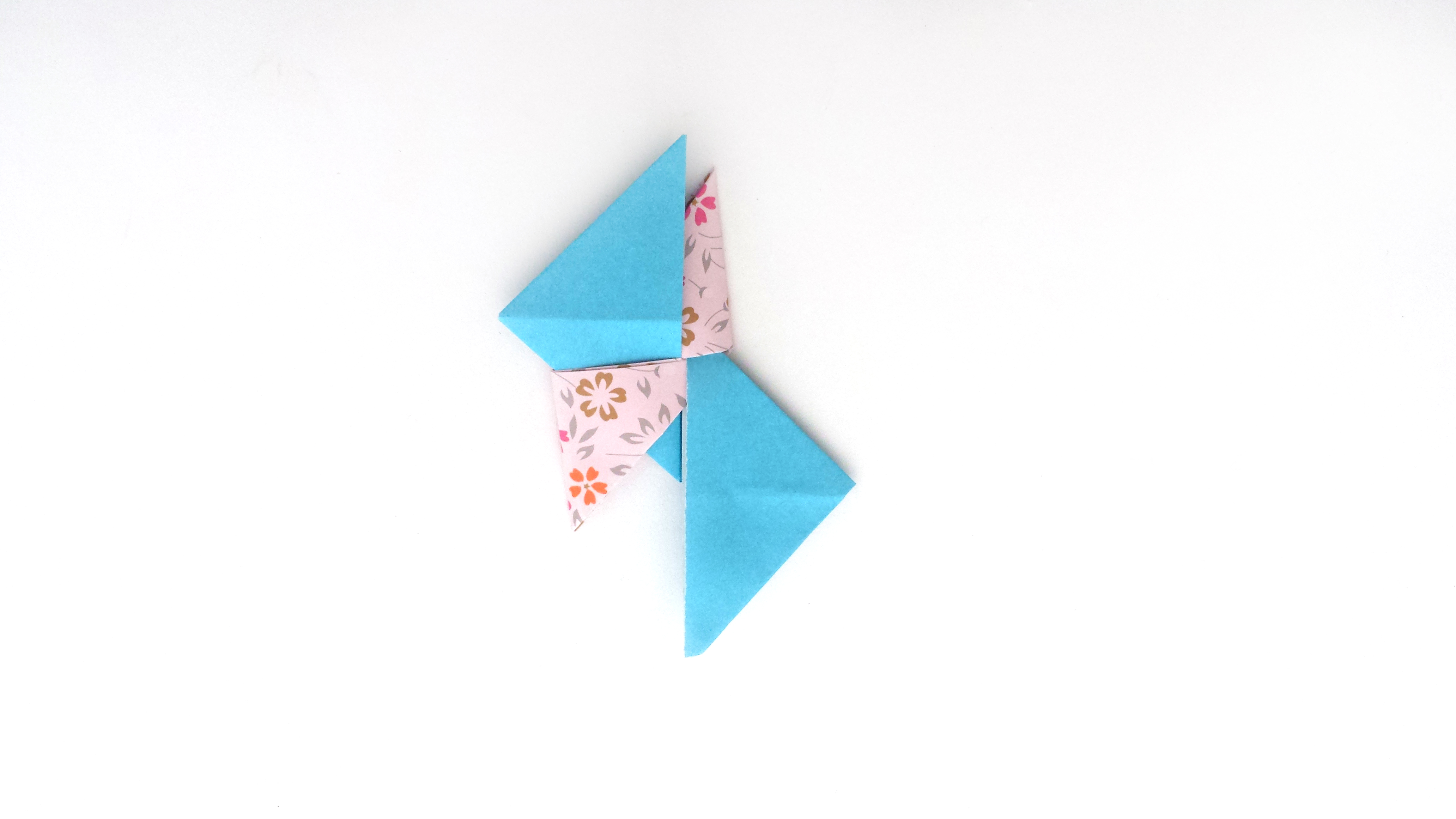Origami Fidget Spinner - photo#27