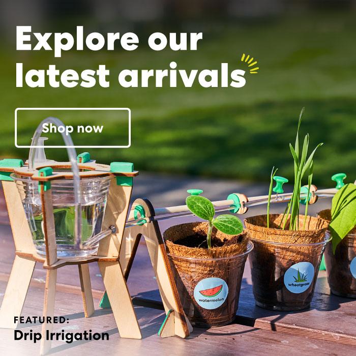 Explore our latest arrivals