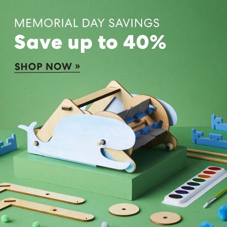 Shop Memorial Day Sales