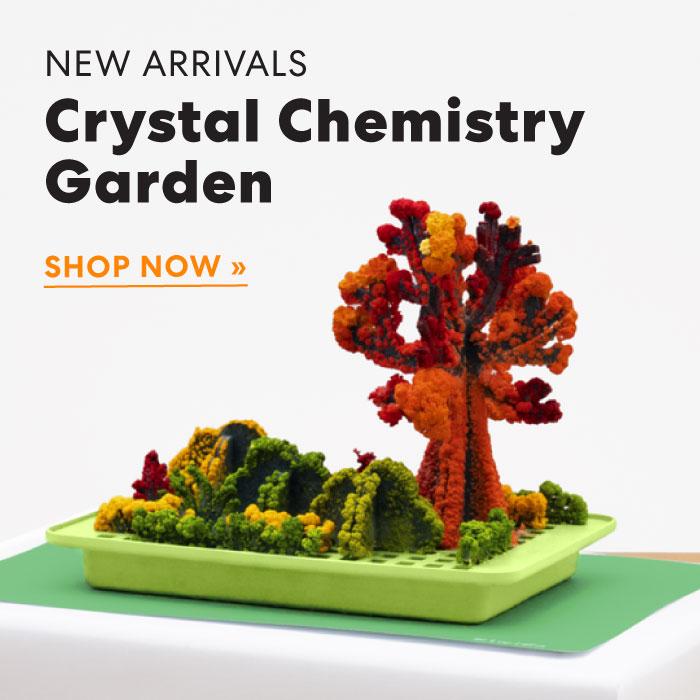 Shop Crystal Chemistry Garden