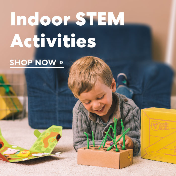 Shop Indoor STEM Activity Packs