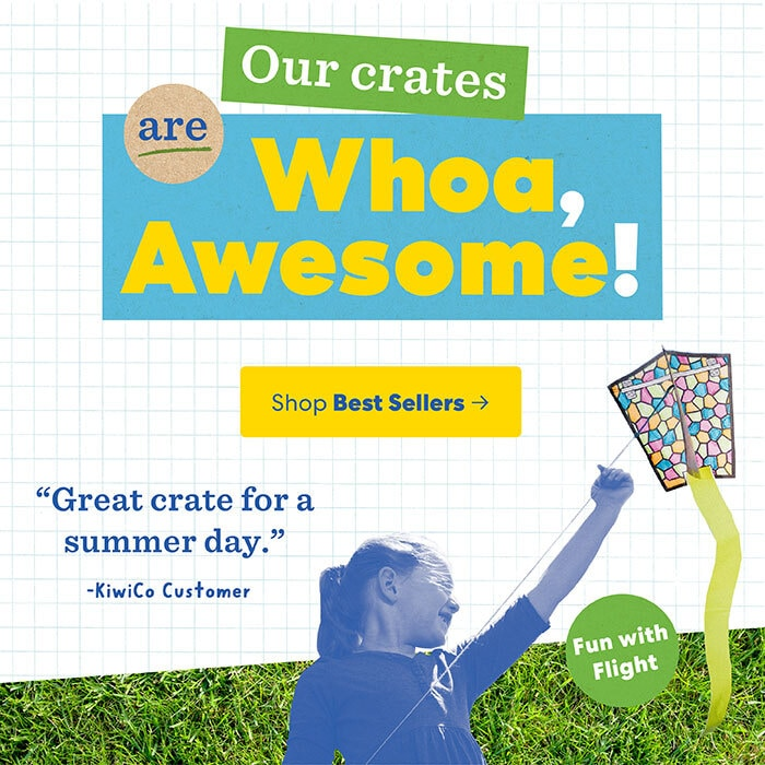 Our crates are whoa awesome