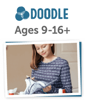 Doodle Crate for Ages 9-16+